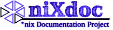 *nix Documentation Project